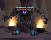 An osseous banisher