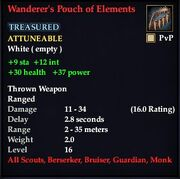 Wanderer's Pouch of Elements