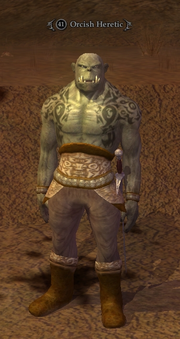 Orcish Heretic