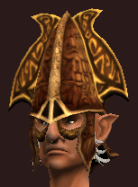 Sacrosanct Coif of the Spiritweaver (Equipped)