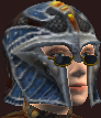 Vesspyr Scouts Blue Helm (Equipped)