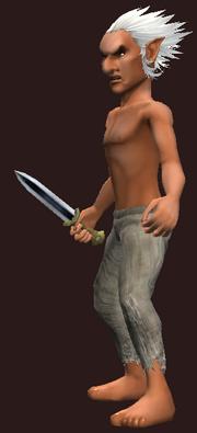 Balthazen's Knife (Equipped)