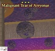 Malignant Tear of Arryonar