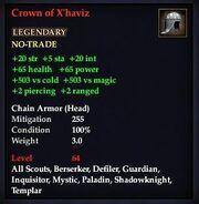 Crown of X'haviz