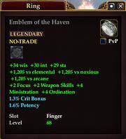 Emblem of the Haven