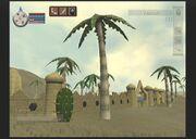 Al Farak Ruins city
