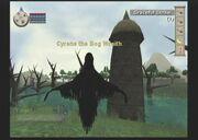 Cyrene the Bog Wraith