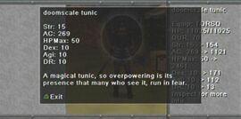 Doomscale tunic 3