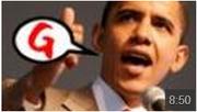 Barack obama poops