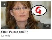 Capitol hill gangsta sarah paulin is smart