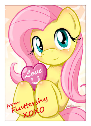 File:FANMADE Fluttershy Hearts and Hooves Day.jpg