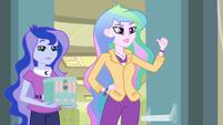 "Celestia and Luna ""start getting ready"" EG"