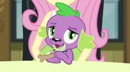 """Spike """"she's even got her own castle"""" EG2"""