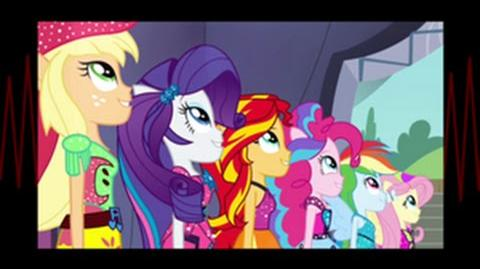 Dutch Equestria Girls Rainbow Rocks Shine Like Rainbows HD