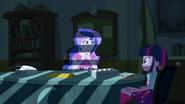 Vice-principal Luna talking to Twilight EG