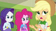 "Applejack ""she's a princess in Equestria"" EG3"