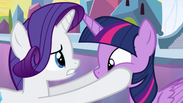 "File:Rarity ""forgotten it back in Ponyville"" EG.png"