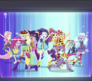 My Little Pony: Equestria Girls - Magia Tańca