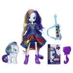Rainbow Rocks Rarity Doll and Pony Set