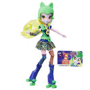 Friendship Games Sporty Style Lemon Zest doll