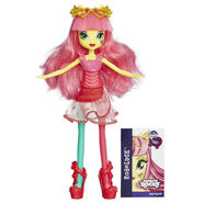 Rainbow Rocks Roseluck doll