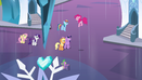 Pinkie Pie jumping up and down EG