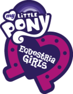 Equestria Girls franchise logo