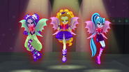 """The Dazzlings """"All we want and more"""" EG2"""