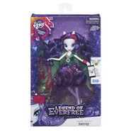 Legend of Everfree Crystal Gala Assortment Rarity packaging