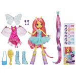 Equestria Girls Fluttershy doll