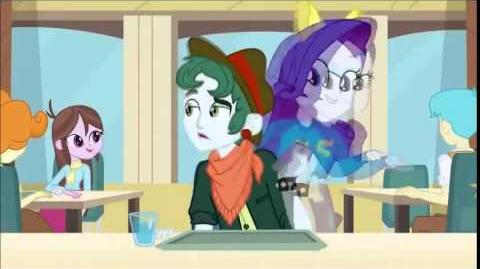 Equestria Girls (Cafeteria Song) - Slovenian