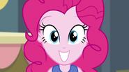 Pinkie Pie smiling blissfully EG3