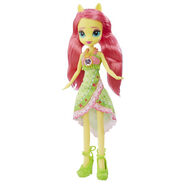 Legend of Everfree Boho Assortment Fluttershy doll