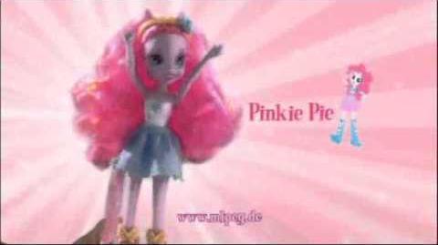 2013 My Little Pony Equestria Girls HQ Commercial Werbung (German Deutsch)