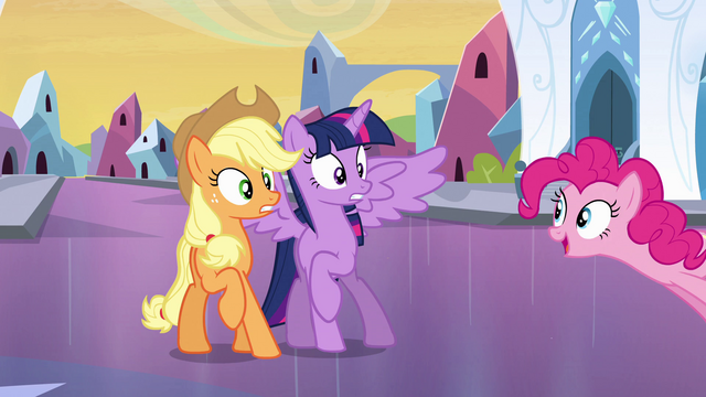 """File:Pinkie Pie """"you're nervicited!"""" EG.png"""