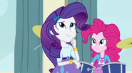 "Rarity -""omething that looks good in a longer ponytail"" EG2"
