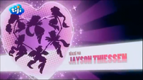"""My Little Pony Equestria Girls Rainbow Rocks """"Directed by"""" Credit - French"""