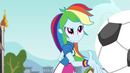 "Rainbow Dash ""the portal's closed"" EG2"