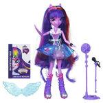 Rainbow Rocks Twilight Sparkle singing doll