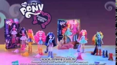 Bonecas - My Little Pony - Equestria Girls