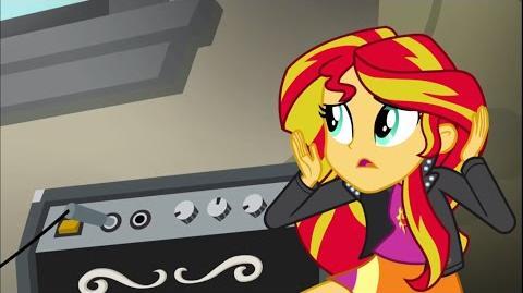 Dutch Equestria Girls Rainbow Rocks Bad Counter Spell HD