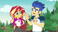 """Flash Sentry """"not that the other Twilight was mine!"""" EG4"""