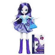 Equestria Girls Collection Rarity doll