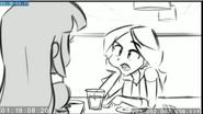"EG3 animatic - Sunset ""everyone's looking"""