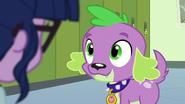 """Spike """"then I was somewhere else"""" EG3"""