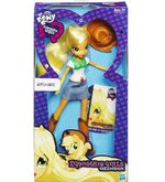 Equestria Girls Collection Applejack doll packaging