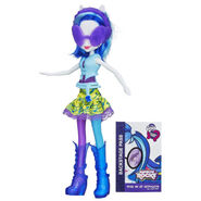 Rainbow Rocks Single DJ Pon-3 doll