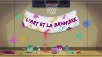 Friendship Games Short 5 Title - French