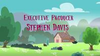Legend of Everfree credits - Stephen Davis EG4