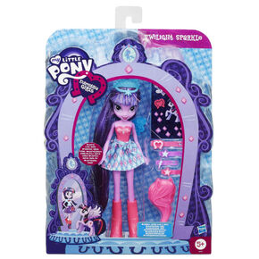 Through the Mirror Twilight Sparkle packaging